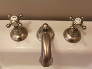 Powder Room Faucet