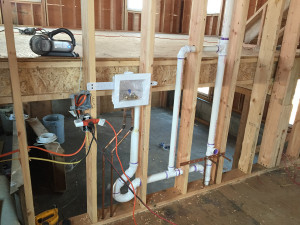 New construction bee jay plumbing mechanical systems for New construction plumbing