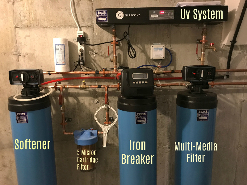 Water Treatment Bee Amp Jay Plumbing Amp Mechanical Systems