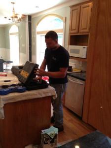 Ryan getting Tools