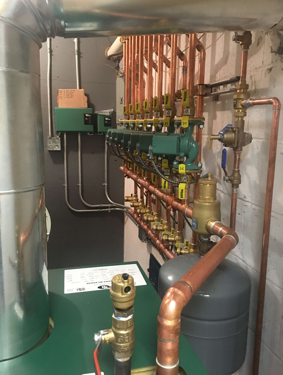 Portfolio Bee Amp Jay Plumbing Amp Mechanical Systems