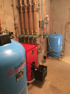 Amtrol Indirect Hot Water and Cold Water Storage Tank