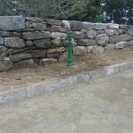 FInished Ornamental Yard Hydrant