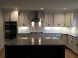 Gas Stove Full Kitchen