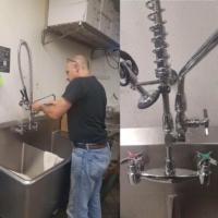 JQ Commercial Faucet