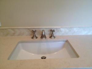Master Bath 15 Vanity Faucet