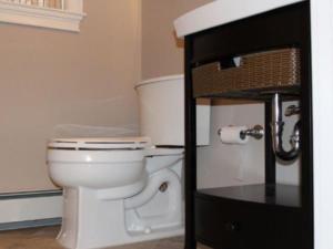 Powder Room Toilet